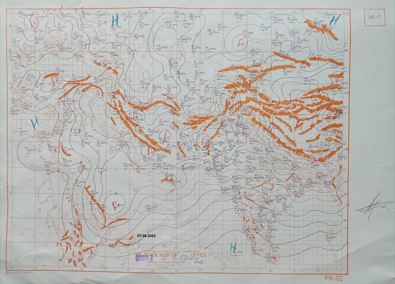wetterzentrale top karten
